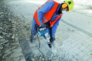 martello demolitore elettro pneumatico